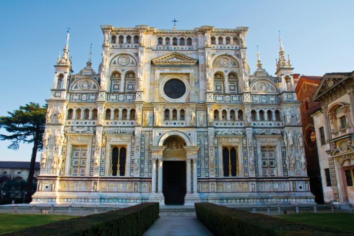 Павийская Чертоза (Certosa di Pavia)