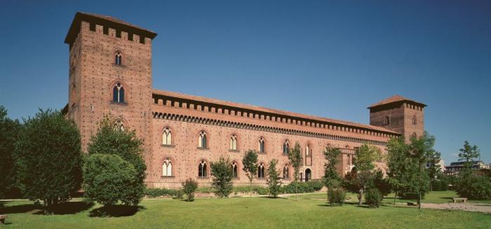 Castello Vincenteo in Pavia