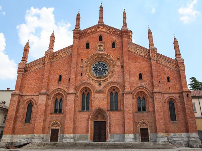 Santa Maria del Carmine, Pavia