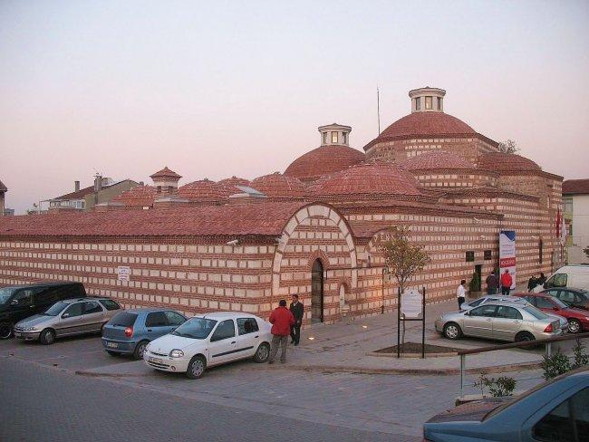 Культурный центр Ördekli Hamamı Kültür Merkezi