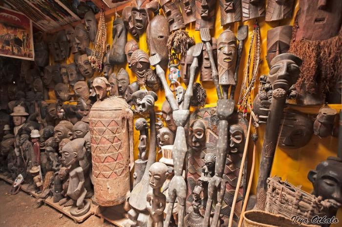Кенийский антиквариат
