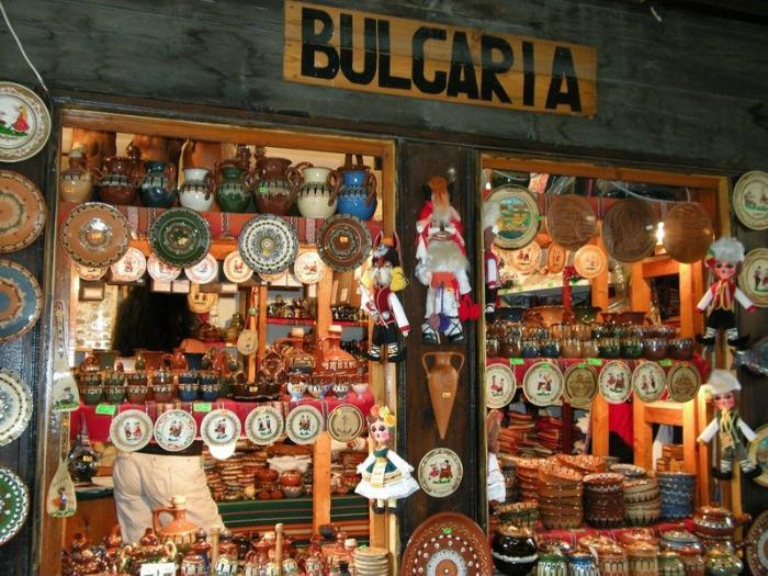фото: Шоппинг в Болгарии