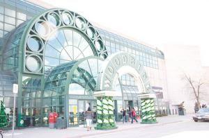Торговый парк Woodbine Centre