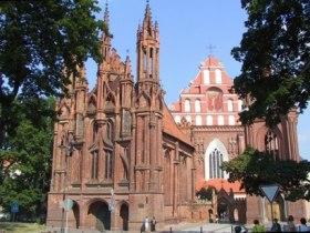 В Вильнюсе