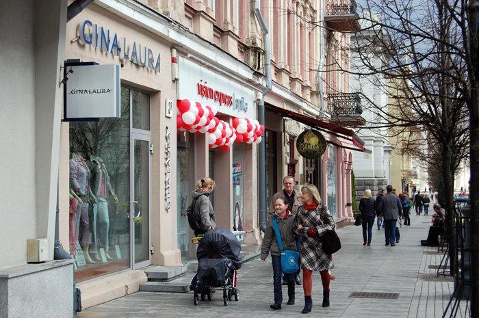 Шоппинг в Вильнюсе