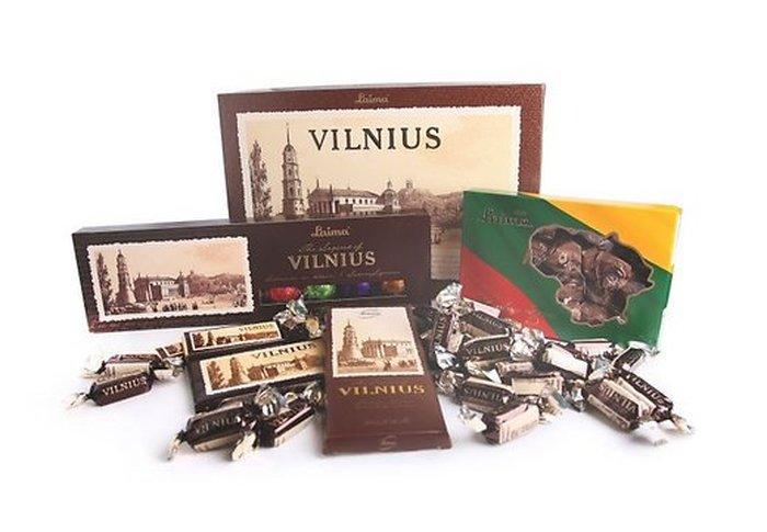 Конфеты из Вильнюса