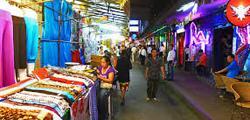 Ночной рынок Патпонга