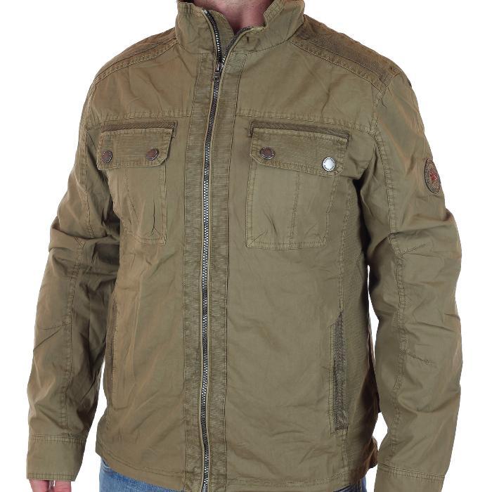Демисезонная мужская куртка-парка Southern Territory (Норвегия) по оптовой цене 500 рублей!