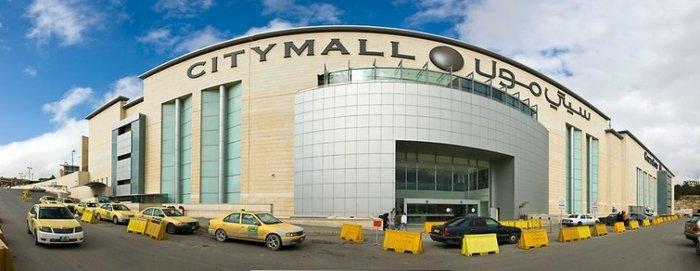 Торговые центры в Иордании