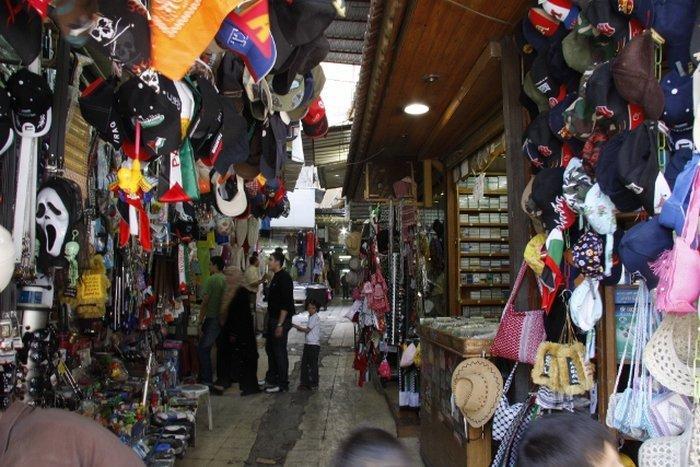 В столице Иордании вас тоже ожидает хороший шоппинг