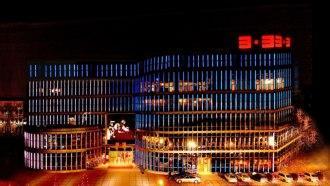 Торговый комплекс 3d3 mall