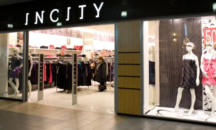 Магазин Incity в Анапе