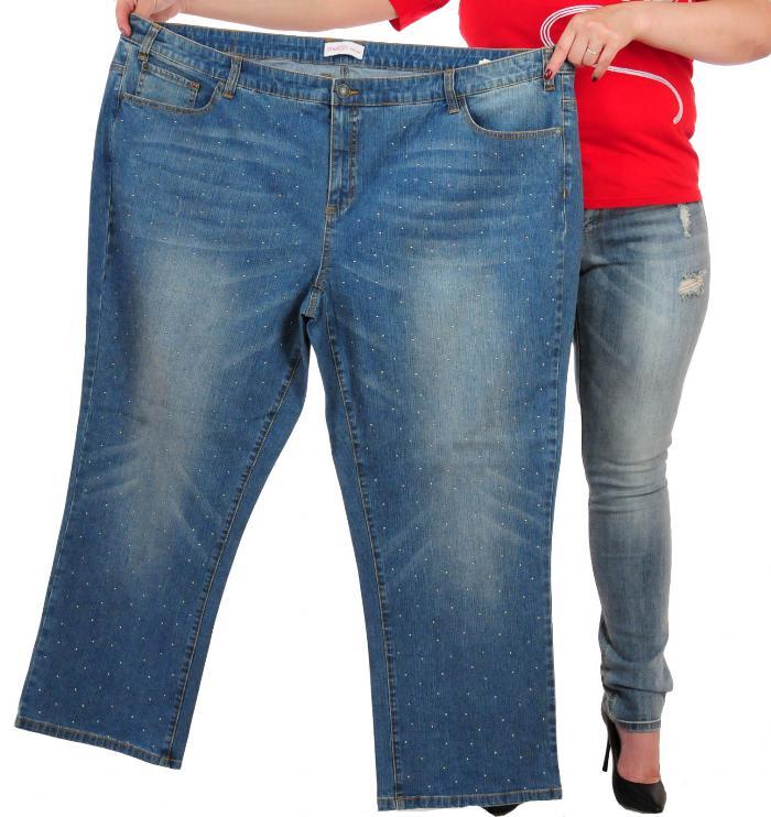 Купить одежду больших размеров в Анапе