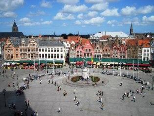 Рыночная площадь (Grote Markt)