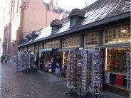 Tourist shops Brugge
