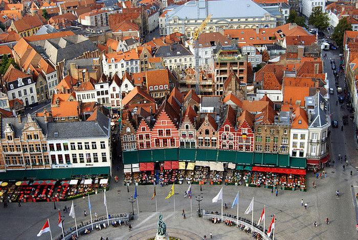 Брюгге — город-сказка