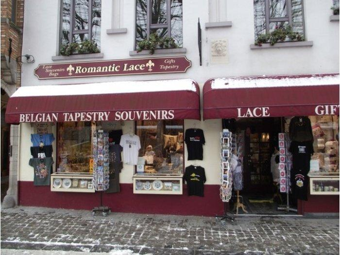 Магазины в Брюгге