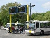 Автобусы в Брюгге