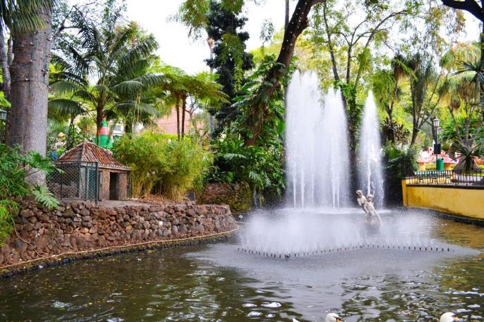Jardim Municipal Funchal