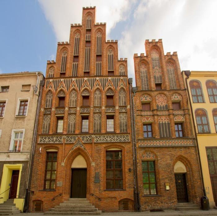 Дом-музей астронома Николая Коперника