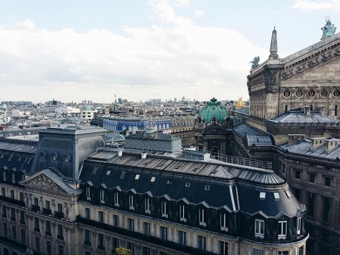 Шоппинг центры Парижа