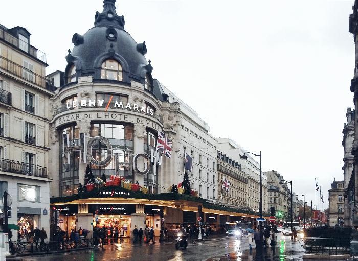 В Париж за покупками