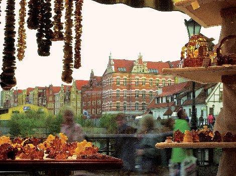 Янтарь в Гданьске, Польша.jpg