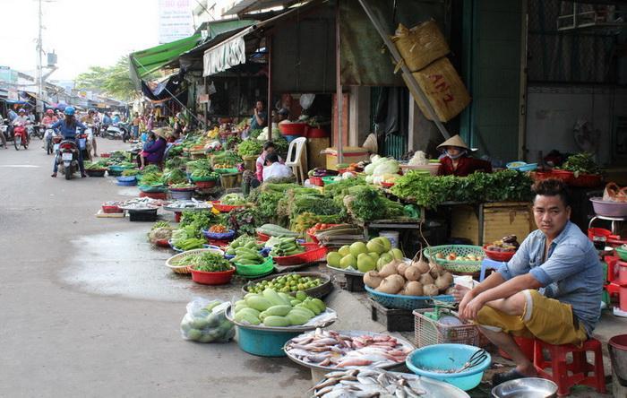 Рынок на острове Фукуок