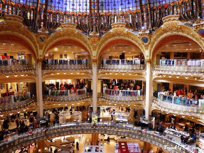 шопинг во Франции
