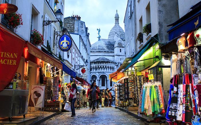 Рынок Les Puces