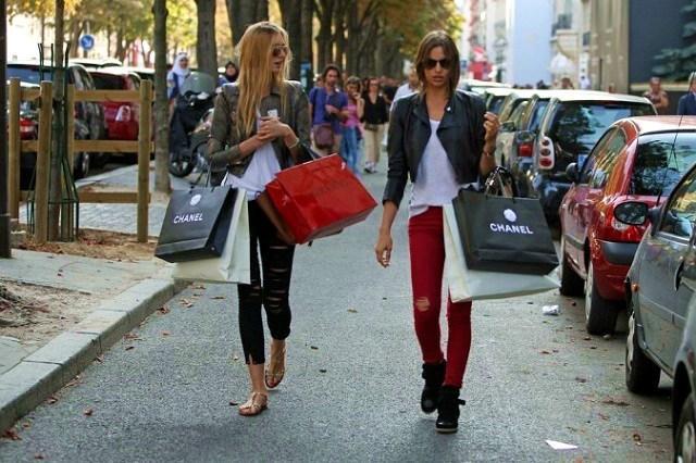 Лучшие места для шоппинга в Париже