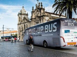 Общественный транспорт в Европе