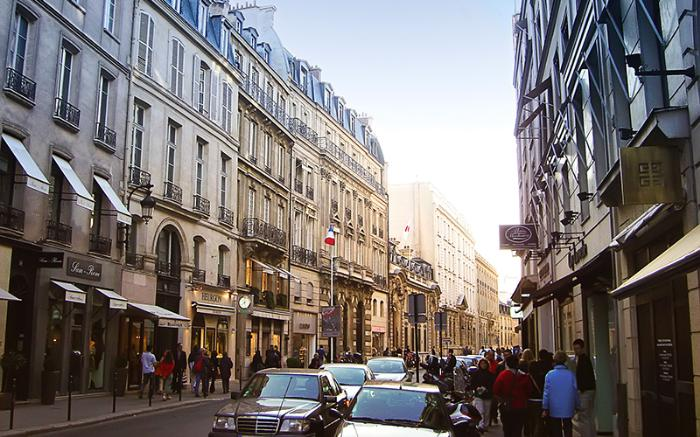 Faubourg-Saint-Honorе