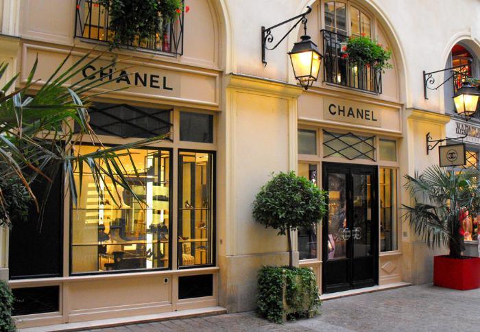Бутик Chanel