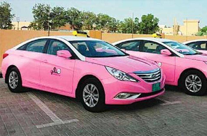 Такси для женщин в Аджамане