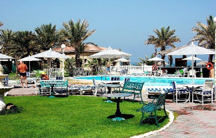 Отель «Ajman Beach Hotel»