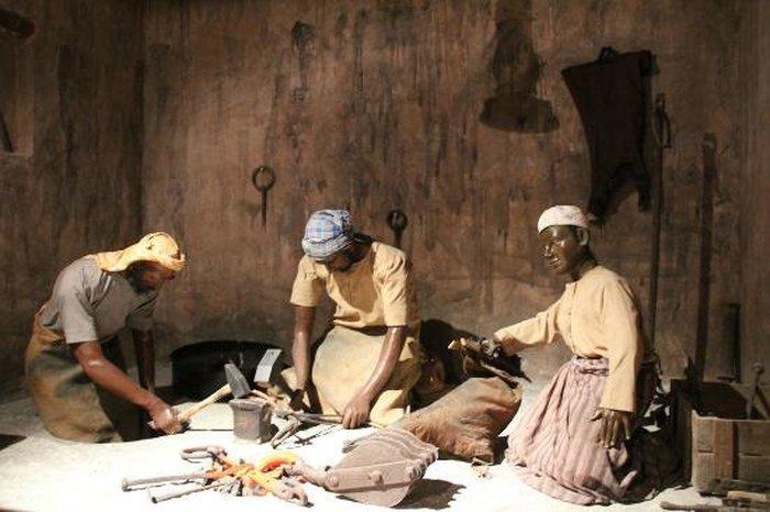 Национальный исторический музей в Аджамане