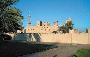 Главная достопримечательность столицы эмирата Аджман — старинная крепость
