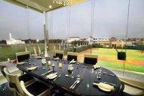 Идеальное место для завтрака в Аджмане - The Terrace Restaurant