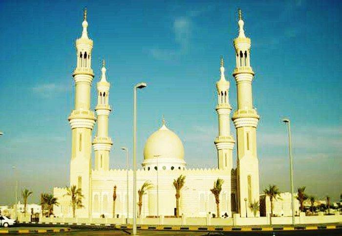 Аджман - Мечеть «Аль-Нуами»