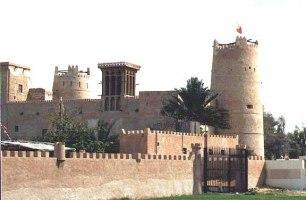 Аджман — старинная крепость