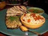 Блюда арабской кухни в Аджмане