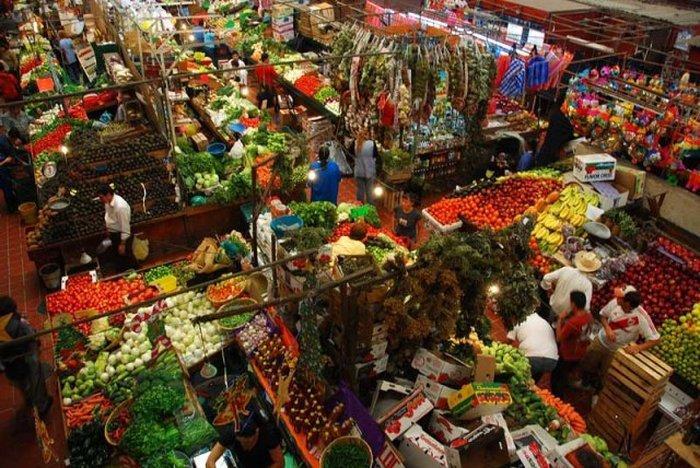 Рынок Сан-Хуан