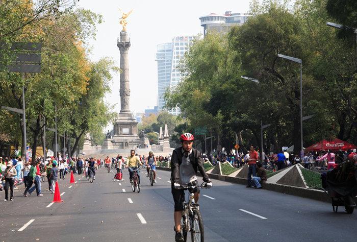 Проспект Реформы (Paseo de la Reforma)