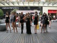 Торговый центр Antara Polanco