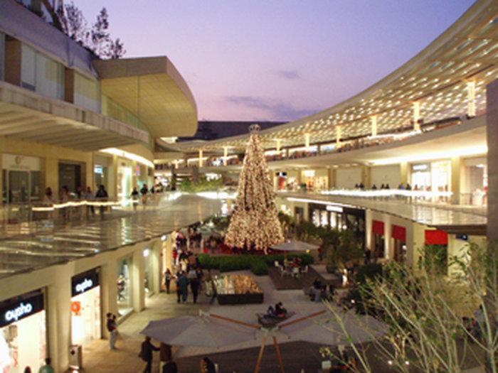 Мехико - торговый центр Antara Polanco