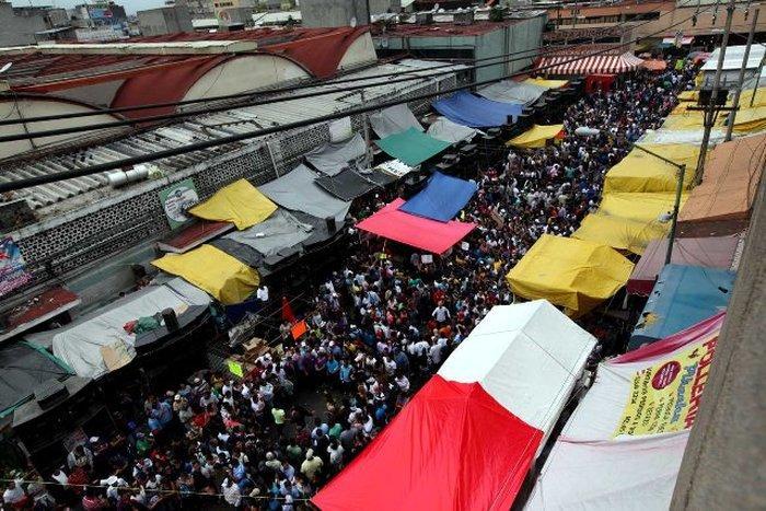 Меркадо де ла Мерсед (Mercado de la Merced)