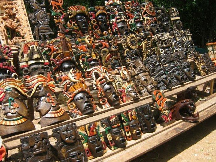 Шоппинг в Мехико