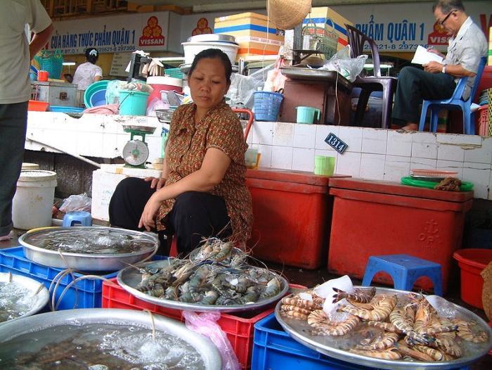 Центральный рынок «Бентхань», Хошимин.jpg
