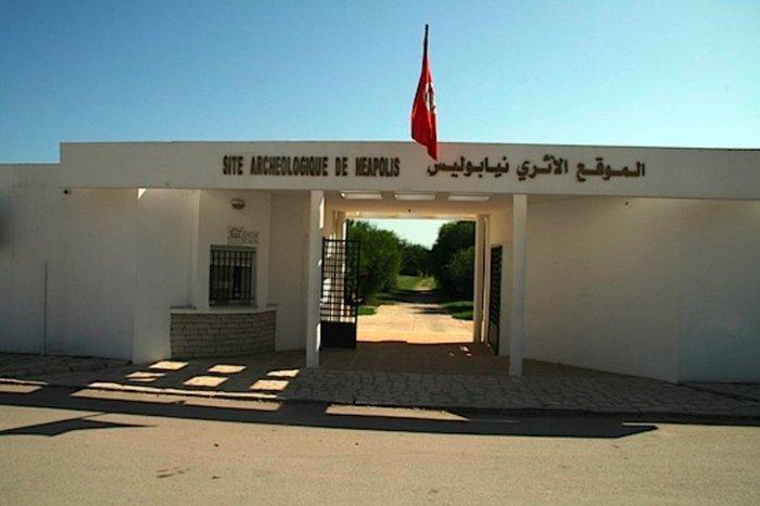 Достопримечательности Набеля - Археологический парк